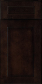 Kitchen Cabinets or Bathroom Vanities Shaker Series in Espresso Brown