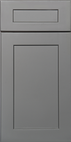 Kitchen Cabinets or Bathroom Vanities Shaker Series in Grey