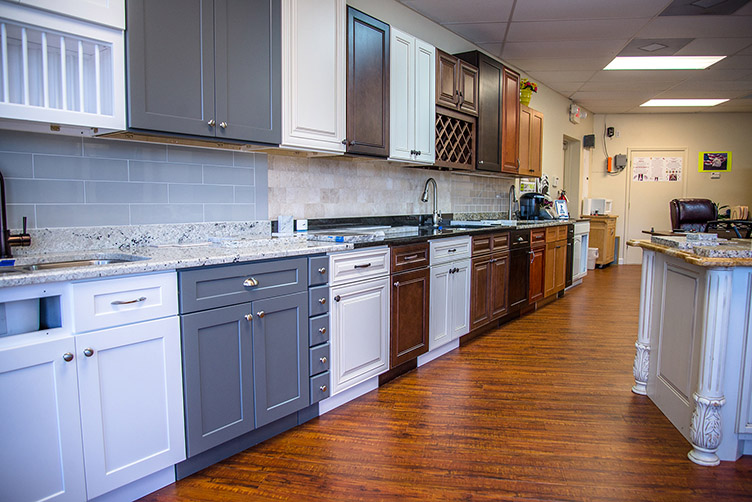 East Coast Granite & Tile Poinsett Highway Greenville, SC Showroom
