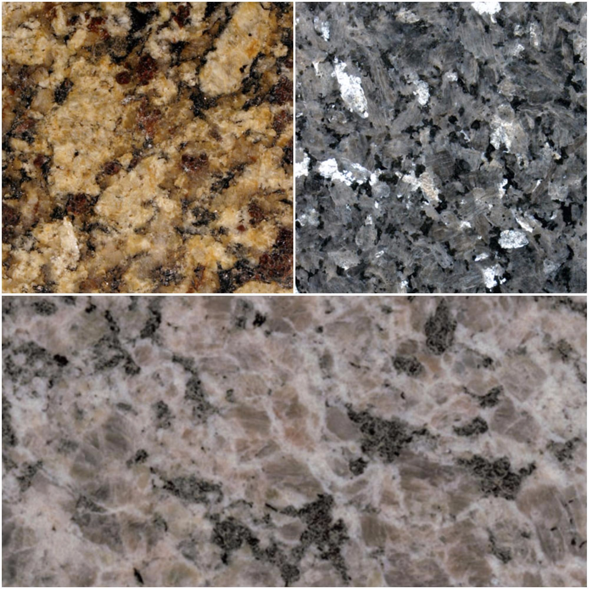 Mosaic Of Level Two Granites